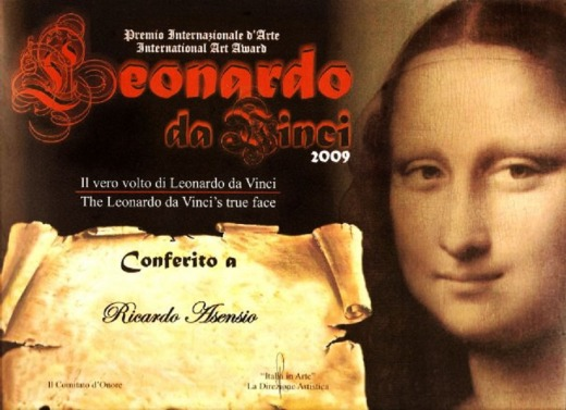Premio Leonardo da Vinci_Ricardo Asensio