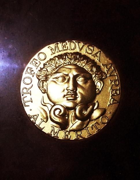 Premio Medusa Aurea Ricardo Asensio