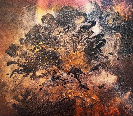 Galaxy planets by Ricardo Asensio Museo MIIT Torino Italia