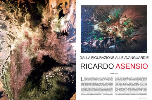 Ricardo Asensio ITALIA ARTE pags. 28 - 29