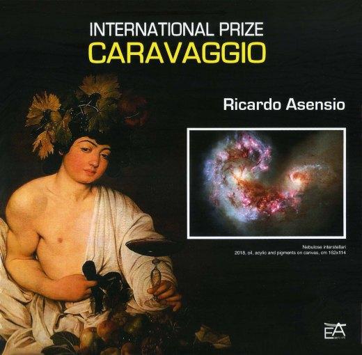 International Prize Caravaggio 2018 Milan Ricardo Asensio