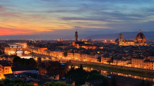 Ricardo Asensio Firenze Italia