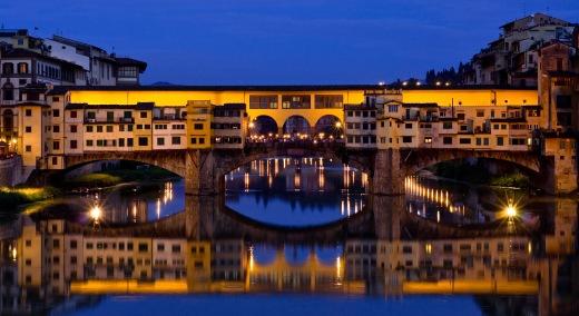 Ricardo Asensio Ponte Vecchio Firenze Italia