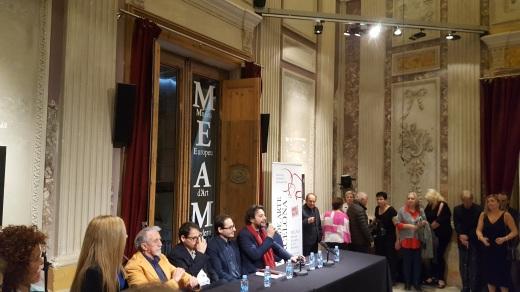Jurado Bienal de Barcelona 2019 Museo MEAM