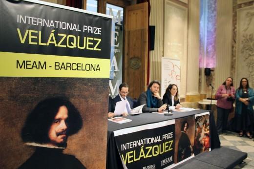 Museum MEAM Museo de Arte Moderno Barcelona 2019 Jury