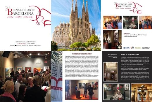 Presentation International Bienal de Arte Barcelona