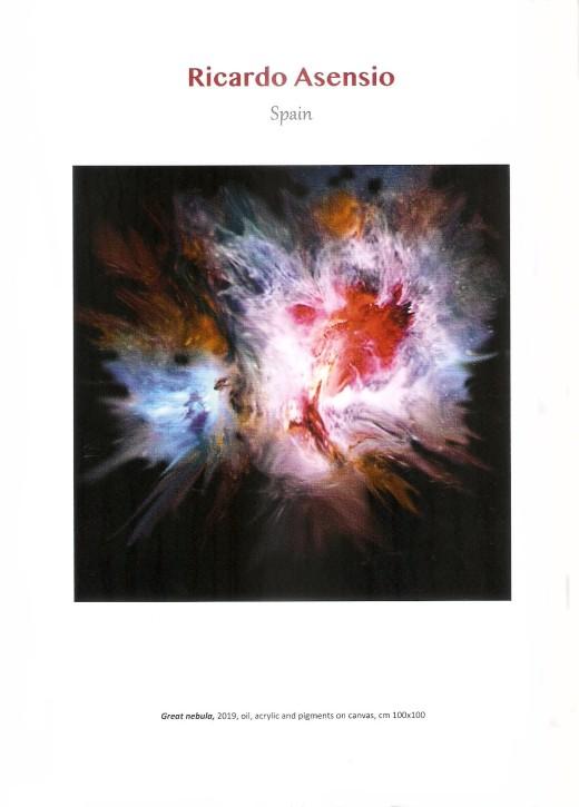 Ricardo Asensio Bienal de Arte de Barcelona 2019