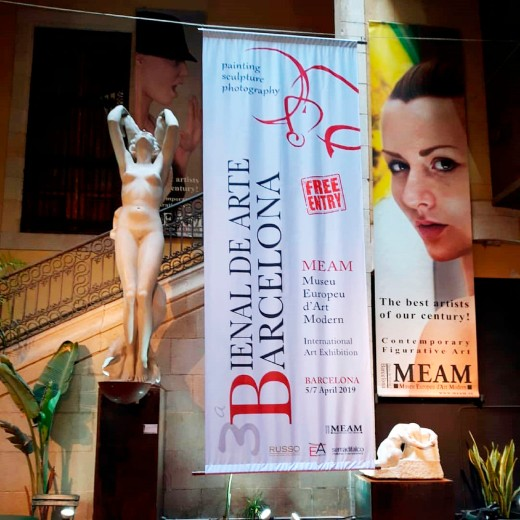 Ricardo Asensio Museo MEAM Museo Europeo de Arte Moderno Barcelona