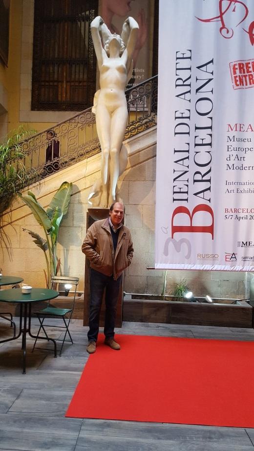 Ricardo Asensio Museo MEAM Museo Europeo de Arte Moderno Barcelona 2019