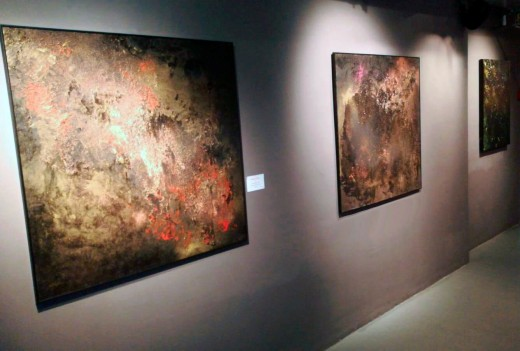 Ricardo Asensio Museum MEAM Barcelona works