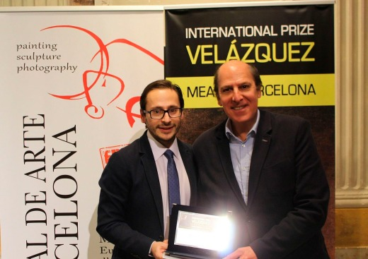 Ricardo Asensio Premio Velazquez Museo MEAM Barcelona