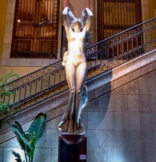 Ricardo AsensioMuseo Europeo de Arte Moderno MEAM 2019